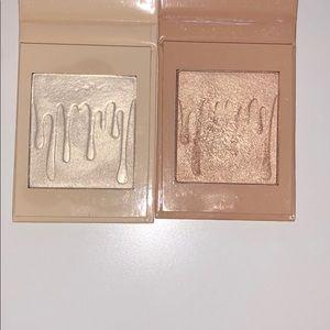 Kylie Cosmetics Makeup - Kylie Cosmetics Kylighters!